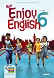 New Enjoy English 6e - Manuel + DVD-rom