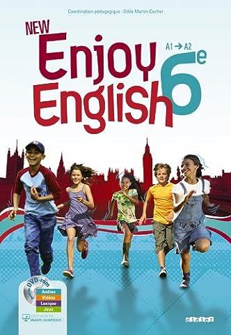 New Enjoy English 6e - Manuel +