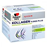 Doppelherz Kollagen 11000 Plus system Ampullen 30X25 ml