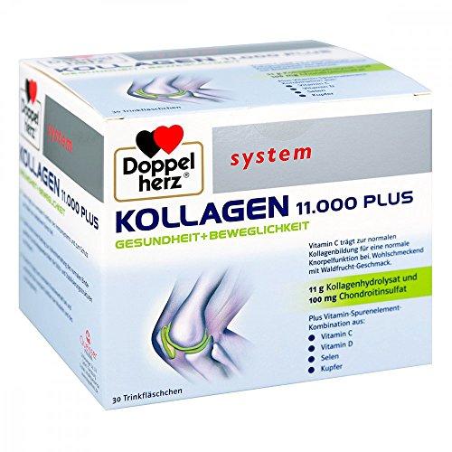 Doppelherz Kollagen 11000 Plus system Ampullen 30X25 ml