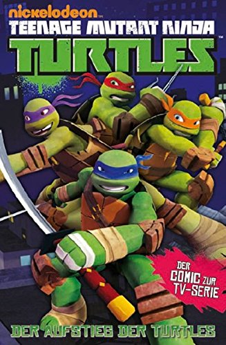 Teenage Mutant Ninja Turtles TV-Comic: Bd. 1: Der -