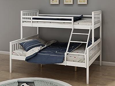 furniture-uk-shop olid Wooden Pine Bed