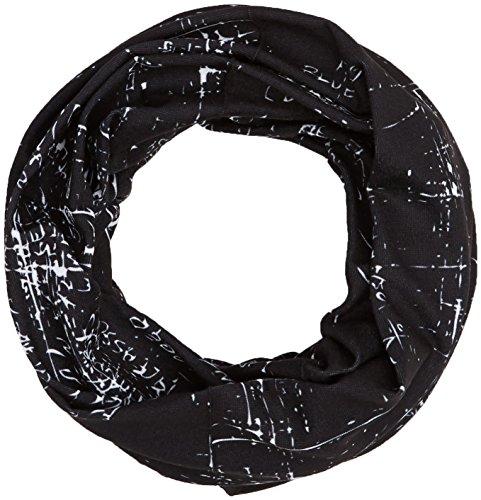 JABA écharpe adulte Taille unique Noir - Seven