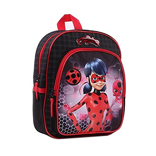 Sac à dos Maternelle Miraculous, les aventures de Ladybug et chat noir