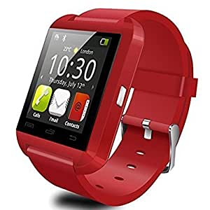 OFTEN U8 Bluetooth Smart Wrist Watch Phone Mate For Samsung s6/s5/s4, Samsung Note 4/3/2, HTC, LG, Blackberry, and other Smart Phones