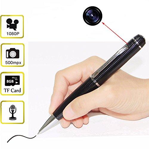 Full HD 1920x 1080p Spy Pen Hidden Kamera Cam Mini Camcorder Video Recorder Audio-Aufnahme