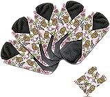 Dutchess Reusable Bamboo Cloth Menstrual Sanitary Pads x 5 - MED FLOW