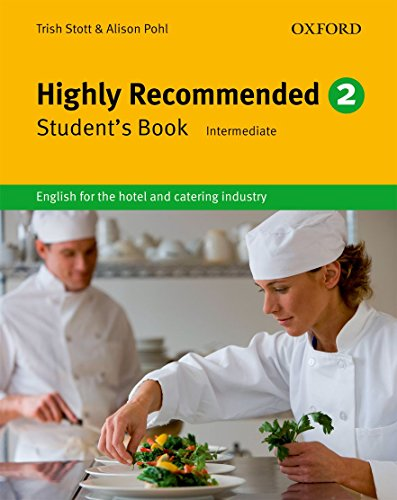 Highly Recommended 2: Student's Book: Intermediate