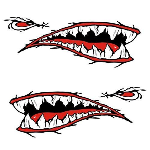 Panamami 2pcs / Set à la Mode imperméable Requin...