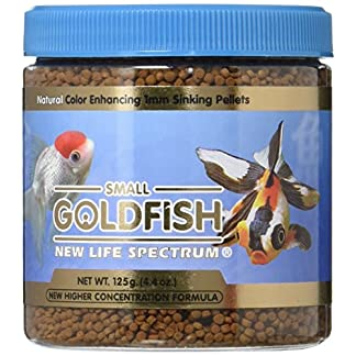 New Life Spectrum Small Goldfish Formula - 150 G 4