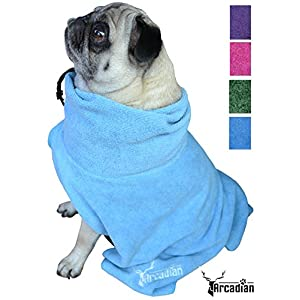 Arcadian-Dog-Bathrobes-Perfect-Microfibre-Towelling-Robe-for-Drying-Coats