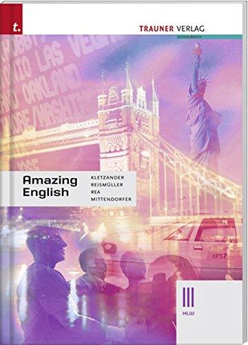 Amazing English III HLW