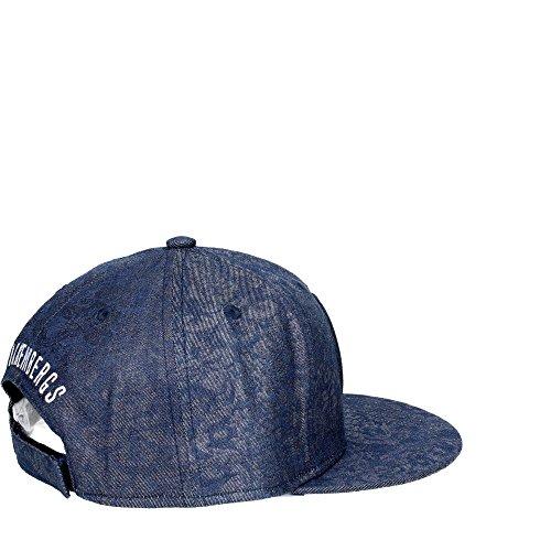 Bikkembergs CAP 01498 Visière Sacs & Accessoires Bleu