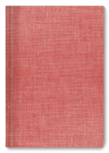 Buchkalender 320 Seiten Canvas Red 2014