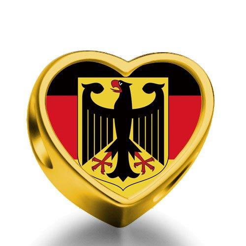 Rarelove World Cup 2014 Group Team Logo Germany Golden