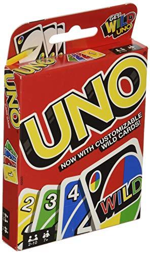Mattel Spiele 42003Uno Kartenspiel