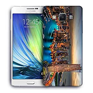 Snoogg Amazing Building Designer Protective Phone Back Case Cover For Samsung Galaxy ON5