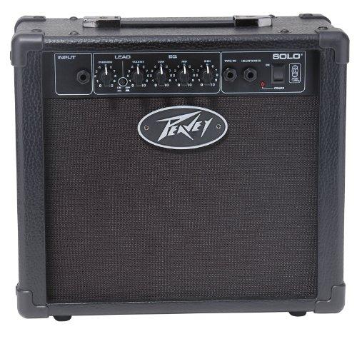 Peavey Solo Transtube amplificador de guitarra eléctrica de 12 W