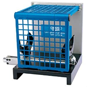 Draper 03053 Expert Cage de sécurité pour compresseur avec mécanisme de ressort à spirale 03054
