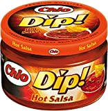Chio Dip! Hot Salsa,6er Pack (6x 200 ml)