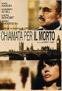 Chiamata per il morto (Anruf für einen Toten / The Deadly Affair) [IT Import mit deutscher Sprache]