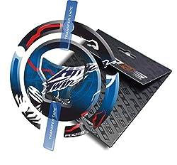 Cappad für Africa Twin Crf 1000 1000L, Blau