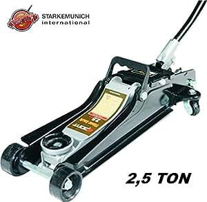 Cric sollevatore idraulico a carrello professionale 2 5 for Cric idraulico a carrello professionale prezzi