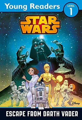 Star Wars: Escape from Darth Vader: A Star Wars Saga Reader (Star Wars Young Readers) by Lucasfilm Ltd (2015-06-04) par Lucasfilm Ltd