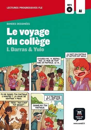 Collection Bandes Dessinees: Le Voyage Du College + CD