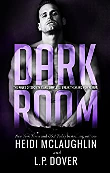 Dark Room: A Society X Novel by [Dover, L.P., McLaughlin, Heidi]