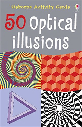 50 Optical Illusions (Activity and Puzzle Books)