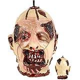 Halloween Deko K?rperteile Halloween Dekorationen, Horror Kopf Monster Sch?del Henker H?llen Deko...