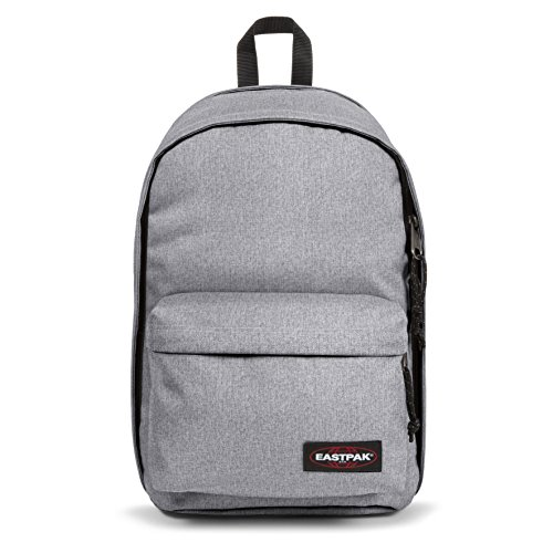 Eastpak Back To Work, Zaino Casual Unisex - Adulto, Grigio (Sunday Grey), 27 liters, Taglia Unica (43 centimeters)