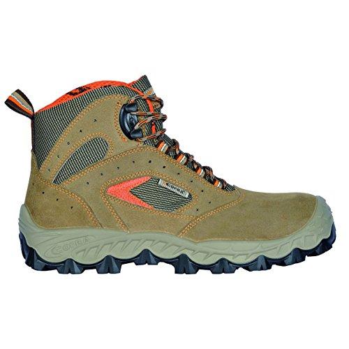 Cofra fw000-000.w45taglia 45s1p src'New Ionio sicurezza scarpe, colore: marrone