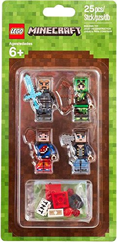 LEGO® MinecraftTM Minifiguren-Set 1, Nr. 853609
