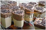 #8: Classy Disposable Cup 65 ML Mousse & Cheese Cake Glass (Set of 30)