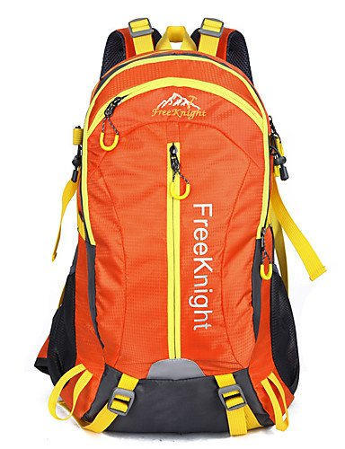 HWB/ 75L L Rucksack Camping & Wandern / Reisen Draußen Wasserdicht andere Nylon N/A Orange