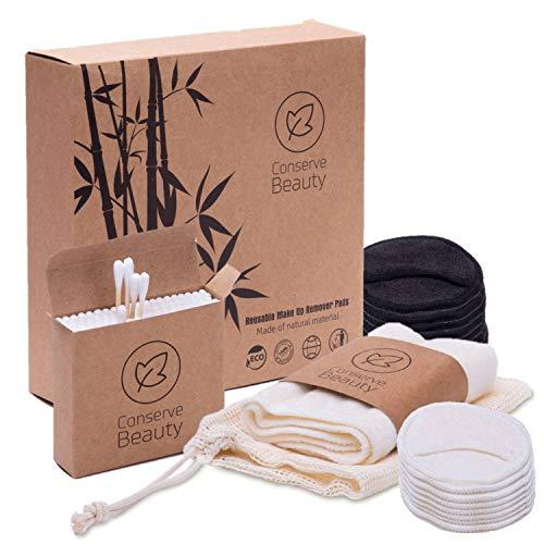 Reusable cotton pads by Conserve...
