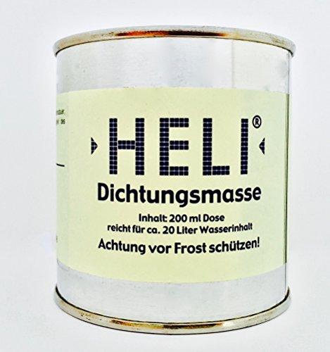 Heli Dichtungsmasse 200ml