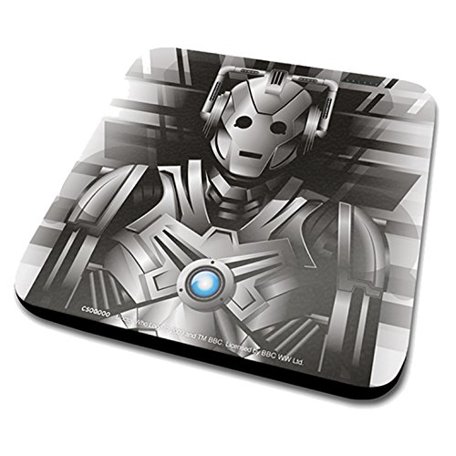 Sottobicchiere del Doctor Who Cyberman