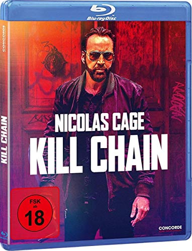 Kill Chain [Blu-ray]