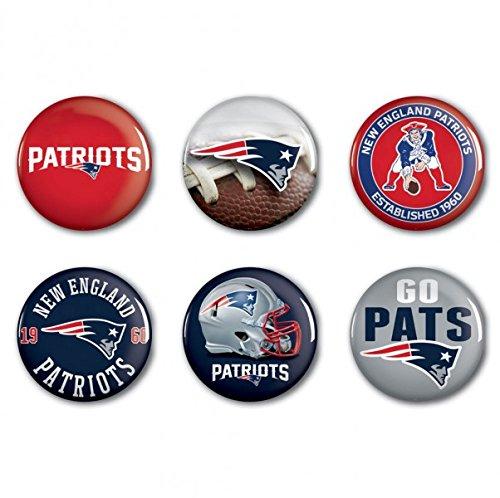 Spille, bottoni e toppe da Football americano per tifosi