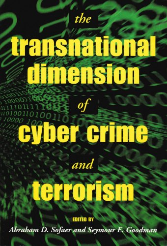 The Transnational Dimension of Cyber Crime and Terrorism (Studies of Nationalities)