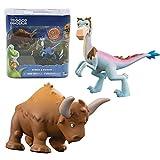 Arlo & Spot Disney Good Dinosaur - Dinosaurier Figuren Bubbha & Bisodon