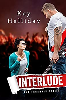 Interlude (FourMain Book 1) (English Edition) di [Halliday, Kay]