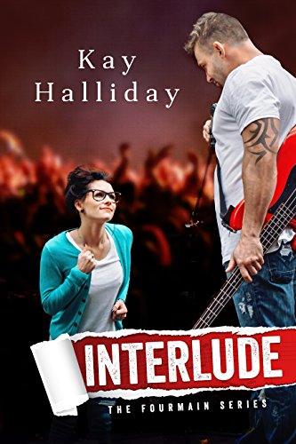Interlude (FourMain Book 1) by [Halliday, Kay]