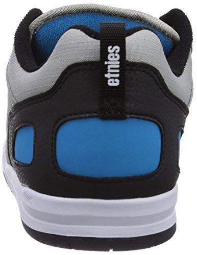 Etnies - Korver, Scarpe da Skateboard Uomo Grigio (Grau (GREY/BLUE))