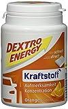 Dextro Energy Kraftstoff Orange / Mini Traubenzucker-Täfelchen mit schnell verfügbarer Glucose in der Dose / 6 Dosen (6 x 68g)