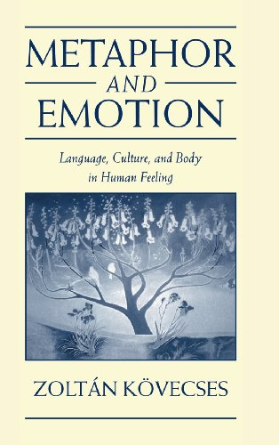 Metaphor and Emotion Hardback: Language, Culture, and Body in Human Feeling (Studies in Emotion and Social Interaction)