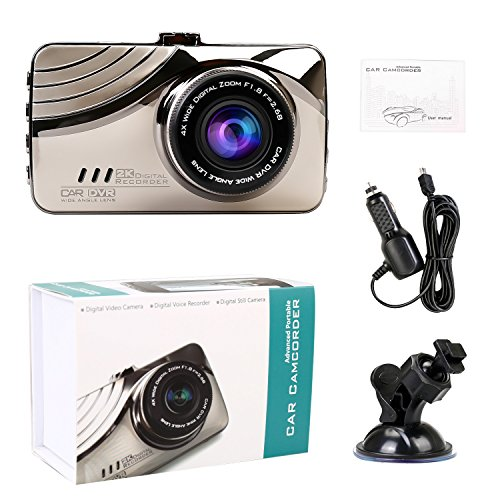 wimius dashcam full hd 1080p auto kamera mit 170. Black Bedroom Furniture Sets. Home Design Ideas